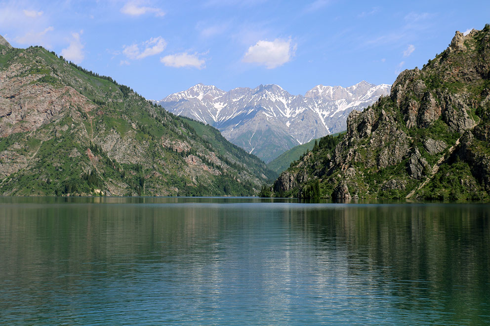 Kyrgyzstan Trekking Sary Chelek Lake