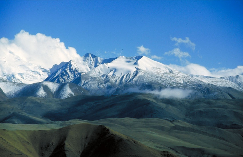 tibet and the himalayas
