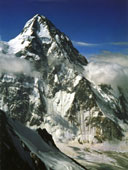 K2 (Chogori) North ridge.